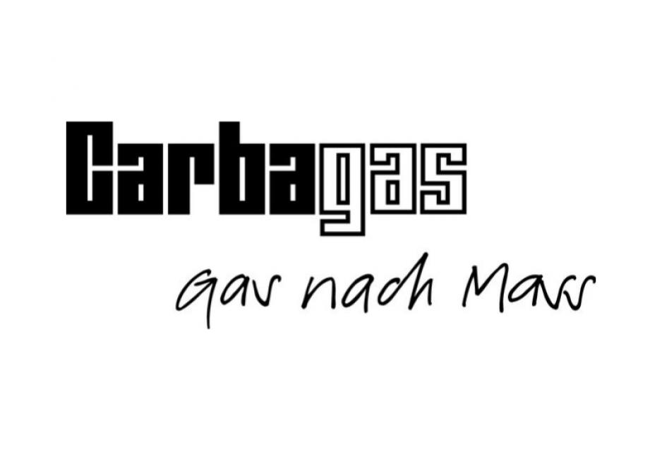 Das Logo von Carbagas