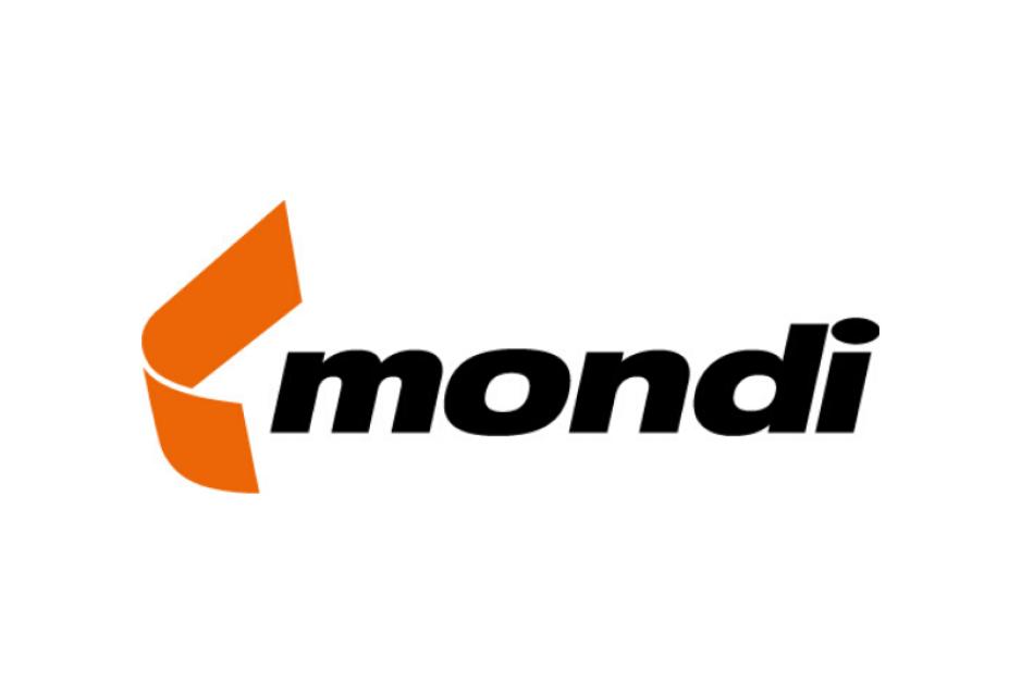 Das Logo von Mondi
