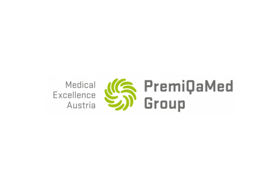 PremiQaMed Group Logo