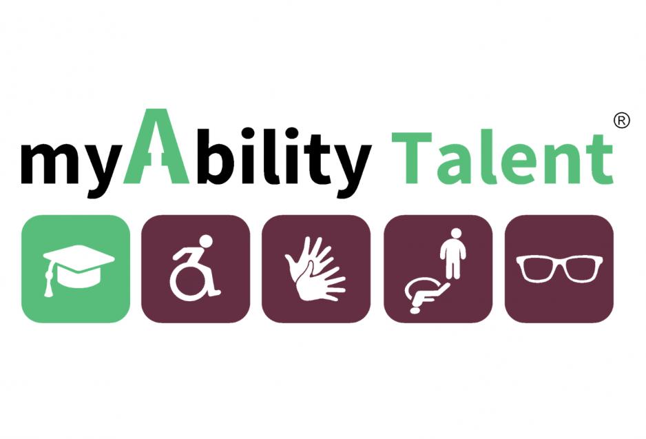 Logo: myAbility Talent Programm