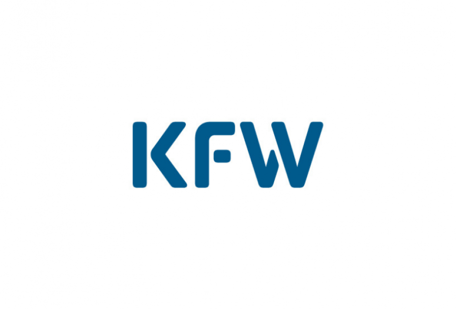 Das Logo der KFW