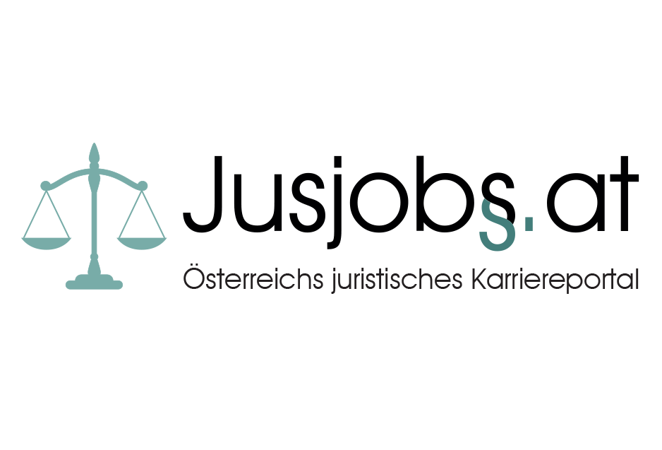 Das Logo von JusJobs,at