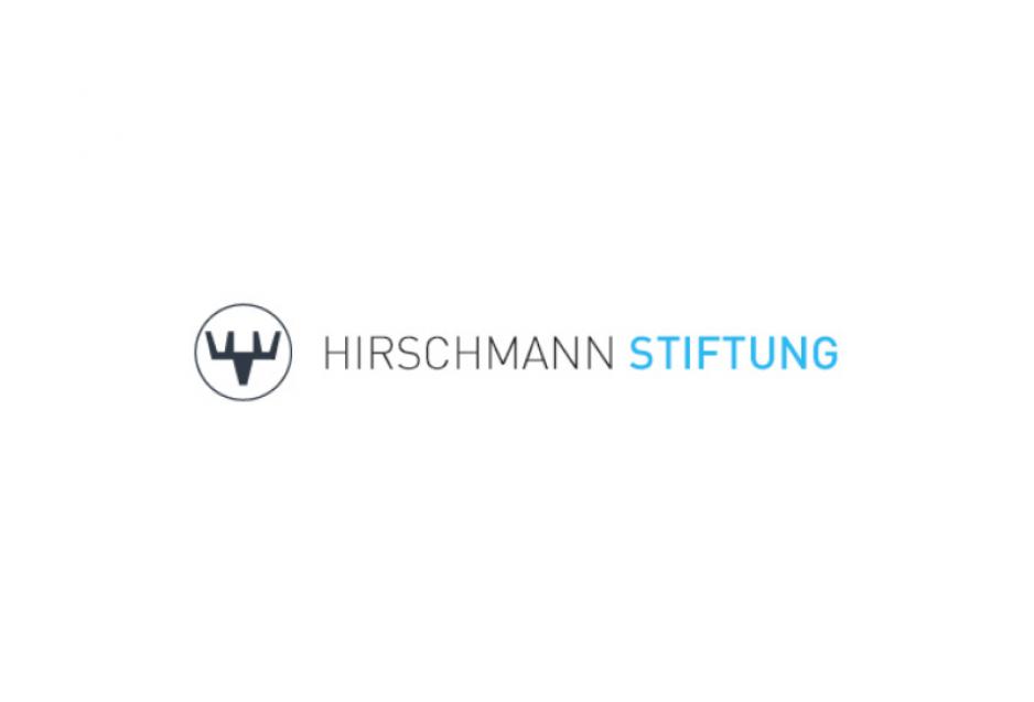 Logo der Hirschmannstiftung